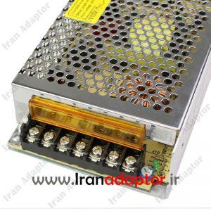 قیمت منبع تغذیه 12 ولت پاور سوئیچینگ ایران آداپتور