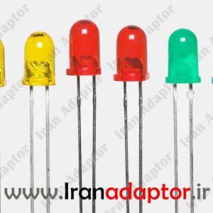 LED oval رنگی ال ای دی اوال قیمت ایران آداپتور خرید